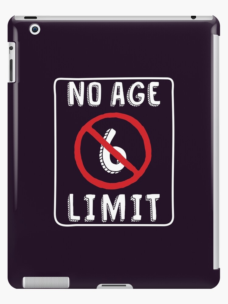 No Age Limit 6th Birthday Gifts Funny B Day For 6 Year Old By MemWear