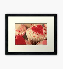 Cupcake Framed Print
