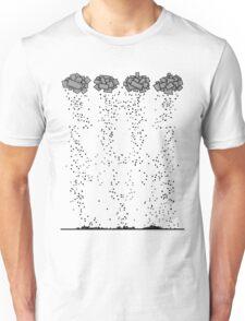 Cubist Clouds Unisex T-Shirt