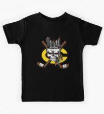 Go Chicago Skyline Kinder T-Shirt
