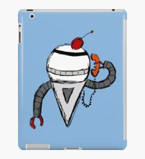 Robo Caller iPad Case/Skin