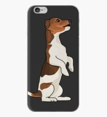 Cute jack russel iPhone Case