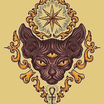 Beast With Third Eye by sakharoth
