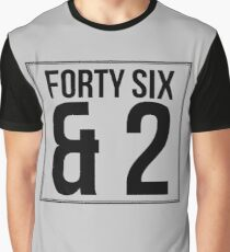 Forty Six & 2  Graphic T-Shirt