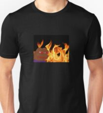 Fiery Pepe T-Shirt