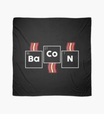 Eat Bacon Funny Pun Gift Scarf
