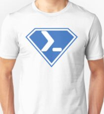 PowerShell Diamond Unisex T-Shirt