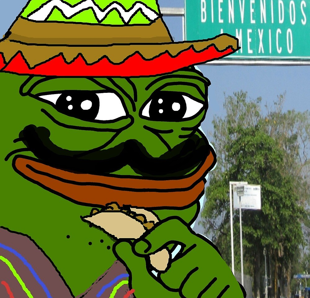"""Mexican Pepe"" By Jamsbrah"