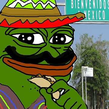 Mexican Pepe by jamsbrah