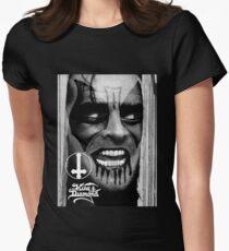 Stephen King Diamond Women's Fitted T-Shirt