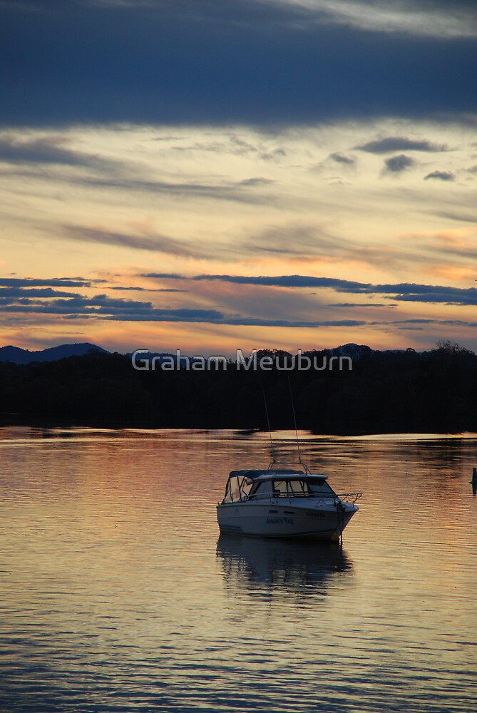 Burnt by Graham Mewburn