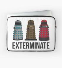 Daleks through the Years Laptop Sleeve
