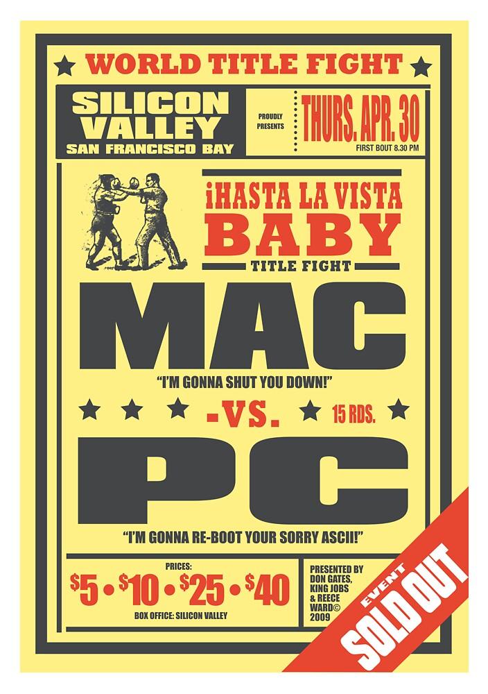Mac vs. PC by Reece Ward