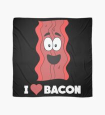 Funny Bacon Lover Apparel Gift Scarf