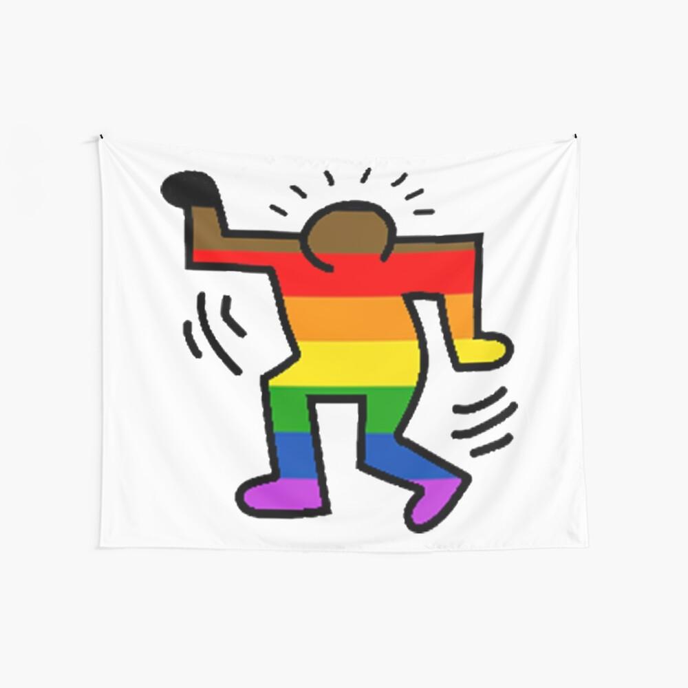 Keith Haring Homosexuell Wandbehang