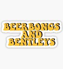 B&B Sticker