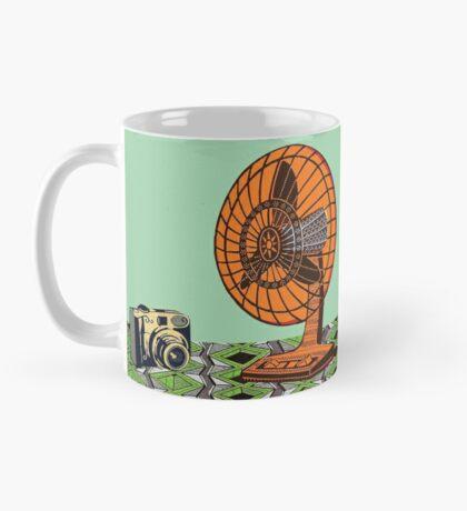 FAN & CAMERA Mug