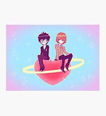Space Patrol Akeshu Photographic Print