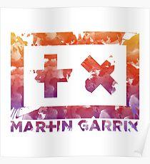 Martin Garrix +x Merchandise Poster