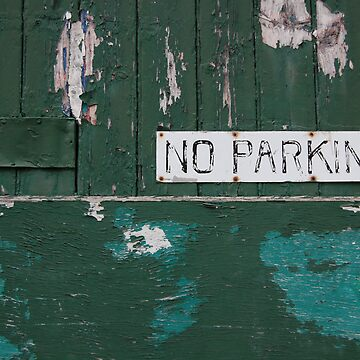 The Old Green Door by MrJintro