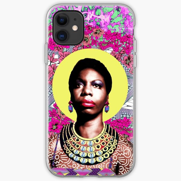 HIGH PRIESTESS OF SOUL iPhone Soft Case