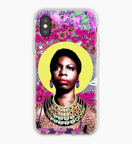 HIGH PRIESTESS OF SOUL iPhone Case
