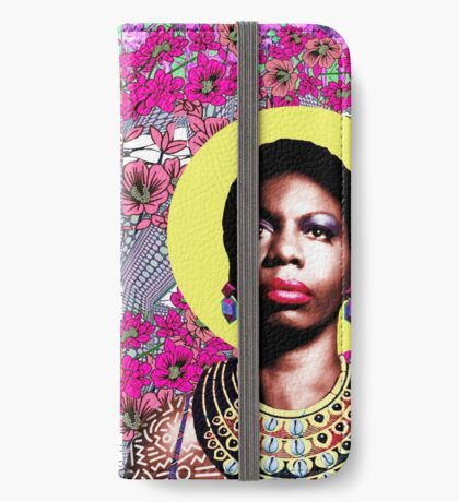 HIGH PRIESTESS OF SOUL iPhone Wallet