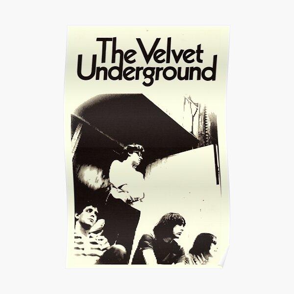 The Velvet Poster
