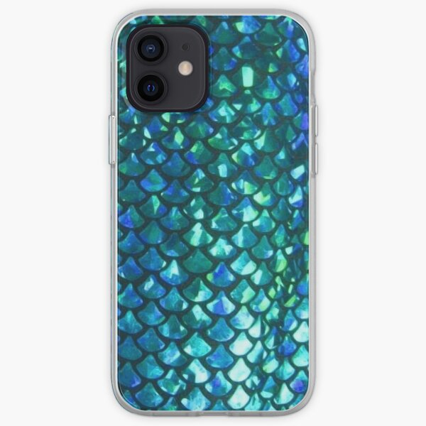 Mermaid Scales v1.0 iPhone Soft Case