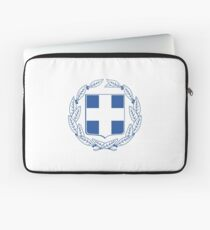 Coat of arms of Greece Laptop Sleeve