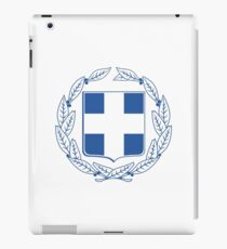 Coat of arms of Greece iPad Case/Skin