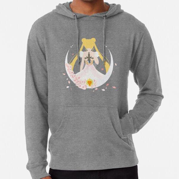 Princess Serenity from Bishoujo Senshi Sailor Moon Lightweight Hoodie