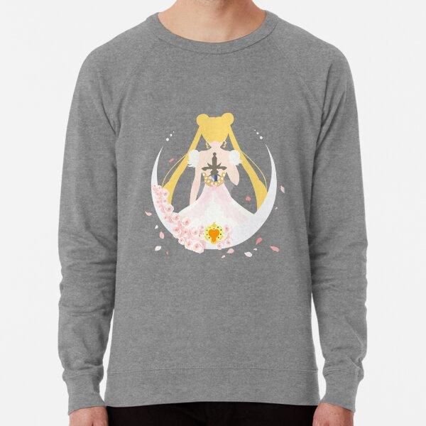 Princess Serenity from Bishoujo Senshi Sailor Moon Lightweight Sweatshirt