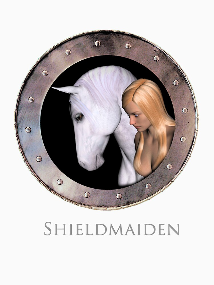 Shieldmaiden by valzart