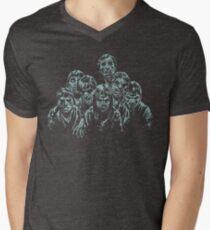 The Damned Mens V-Neck T-Shirt