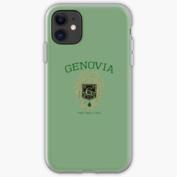 GENOVIA - THE PRINCESS DIARIES. iPhone Soft Case