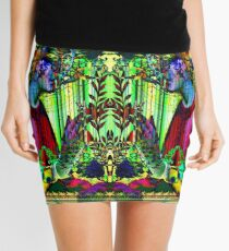 WEAR IS ART #73 Mini Skirt