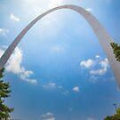 St. Louis Gateway Arch by PixLifePhoto