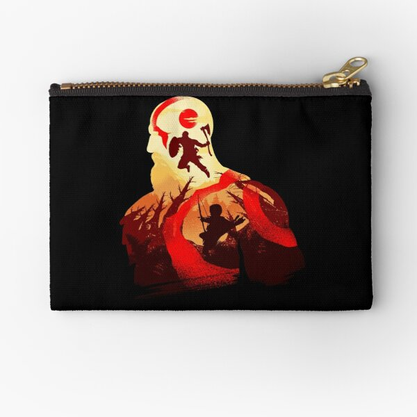 Father and Son Adventure Zipper Pouch