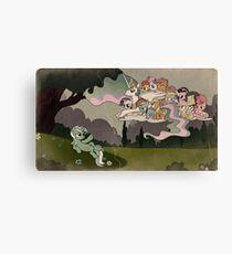 The Creation of Lyra Canvas Print