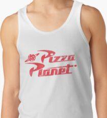 Pizza Planet Tank Top