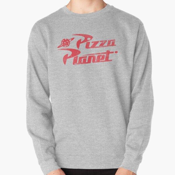 Pizza Planet Pullover Sweatshirt