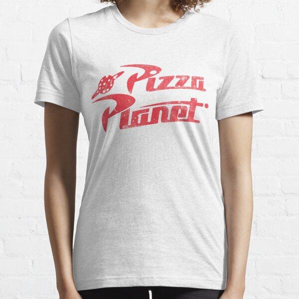 Pizza Planet T-shirt essentiel