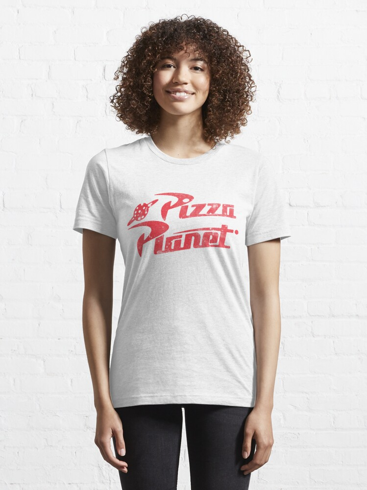 Alternate view of Pizza Planet Essential T-Shirt