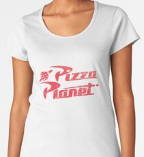 Pizza Planet Women's Premium T-Shirt