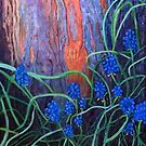 Bark and Bluebells by Laura Gabel