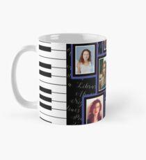 Tori Amos - Another pretty face tall mug Mug