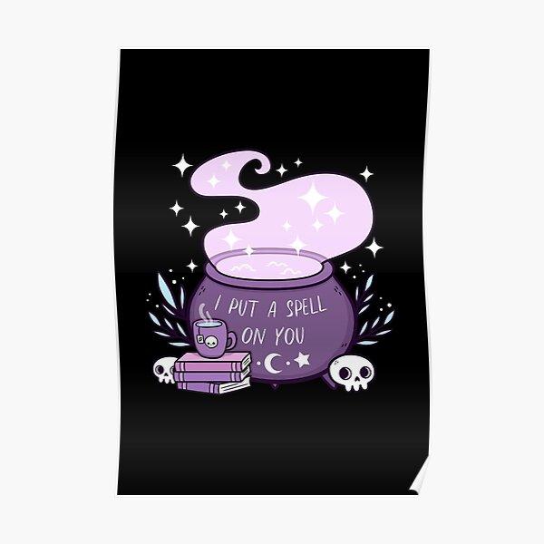 Witch Cauldron | Nikury Poster