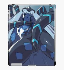 Klaxosaurus Princess iPad Case/Skin