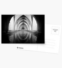 Cellar reflections Postcards